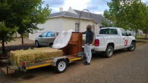 Serenade float prepared to serve Twee Riviere's streets with song - 1-5 Feb